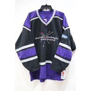 Vintage CCM Hockey Jersey Sunbright LA Kings Men L